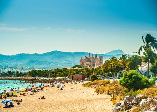 Hin- und Rückflüge nach Mallorca bereits ab 60€ mit TUIfly