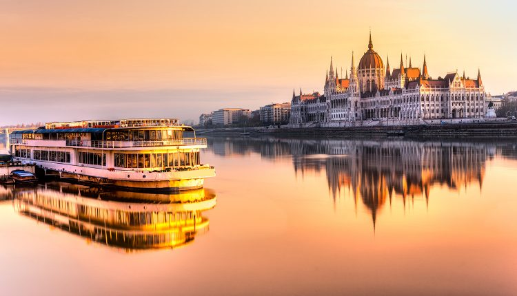 Wochenende in Budapest: 3 Tage im 4* Hotel ab 41€ pro Person