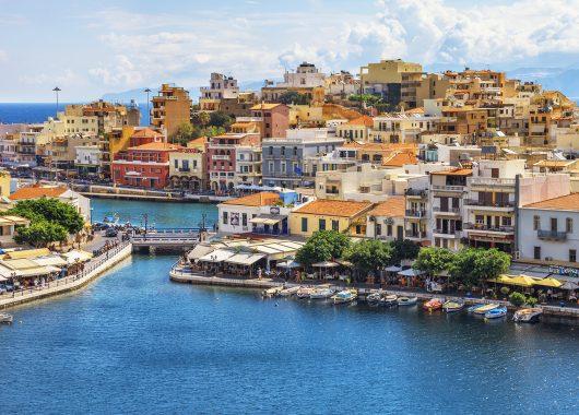 5 Tage Kreta im 4* Hotel mit All Inclusive, Flug und Transfer ab 297€