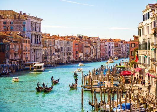 Venedig im Januar: 4 Tage im 4*Hotel am Canal Grande inkl. Flug und Frühstück ab 176€