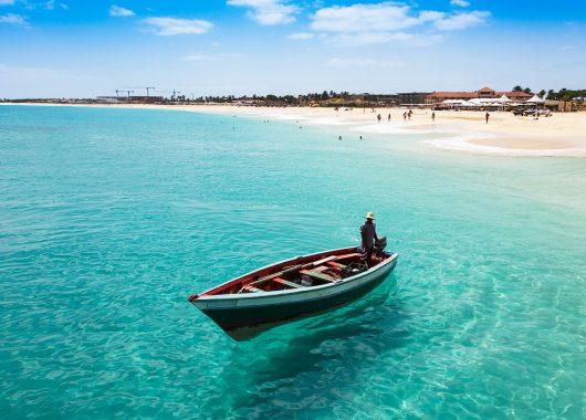 Kapverden: 1 Woche Sal im 5* Resort mit All In, Flug und Transfer ab 933€