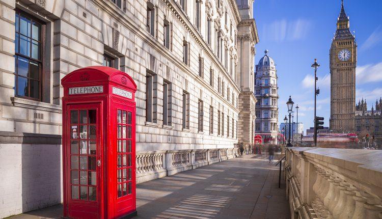 Sommer: 3 Tage London im top 4*Hotel mit Flügen ab 170€