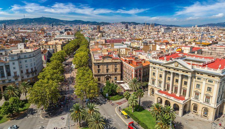 4 Tage Barcelona im 3* Hotel mit Flug ab 133€