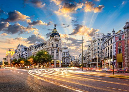 4 Tage Madrid im 3* Hotel & Flüge ab 158€