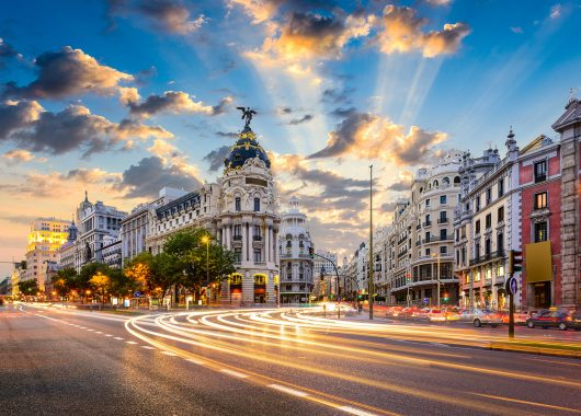 Madrid: 4 Tage im 3* Hotel inkl. Hin- und Rückflug ab 155€ pro Person