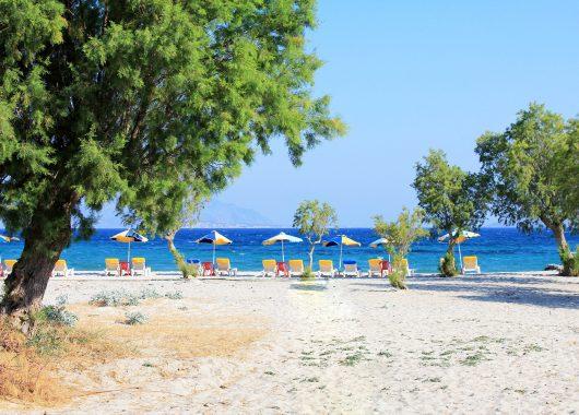 Eine Woche Kos im 3,5* Hotel mit All Inclusive, Flug, Rail&Fly und Transfer ab 391€