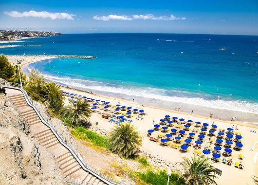 Eine Woche Gran Canaria im 4* Hotel inkl. HP, Flug, Rail&Fly und Transfer ab 404€