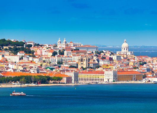 Hotel-Deal in Lissabon: 3 Tage im 3*Boutique-Hotel ab 80€ p.P. (mit Flug ab 173€)