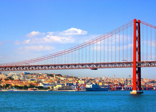 Lissabon: 3 Tage im 4*Hotel mit Flügen und WLAN ab 172€