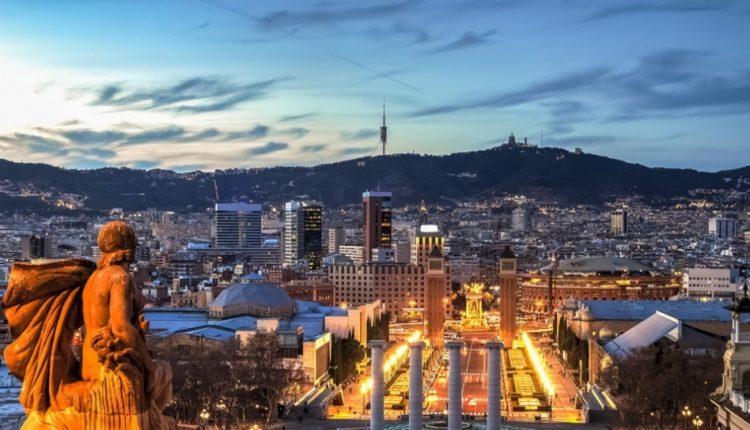 Städtetrip: 3 Tage Barcelona im zentralen 4* Hotel & Flug ab 150€