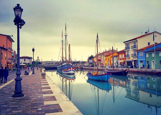 Italien: 4 Tage Cesenatico direkt am Strand im 3*S Hotel mit Vollpension für 169€