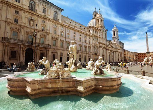 Städtetrip Rom: 3 bis 6 Tage im zentralen 3*Hotel mit Frühstück, Flug und Wifi ab 139€