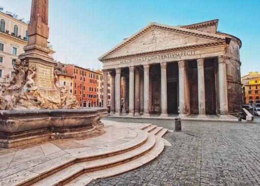 Städtetrip Rom: 3 Tage im 3*Hotel inkl. Flug und Frühstück ab 125€ im Januar