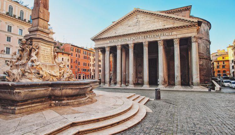 Städtereise Rom: 3 bis 5 Tage im tollen Hotel mit Frühstück, WLAN und Flügen ab 119€