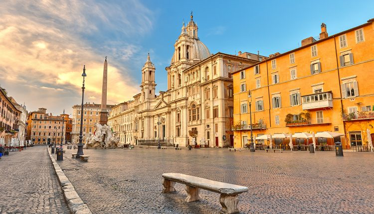 3 Tage Rom im 3* Hotel inkl. Frühstück und Flug ab 68€