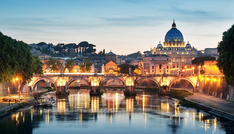 Rom: 3 bis 6 Tage im 3*Hotel inkl. Flug und Frühstück ab 149€