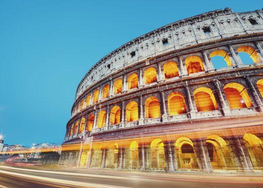 3 bis 5 Tage Rom im 3*Hotel mit Flügen und Frühstück ab 139€