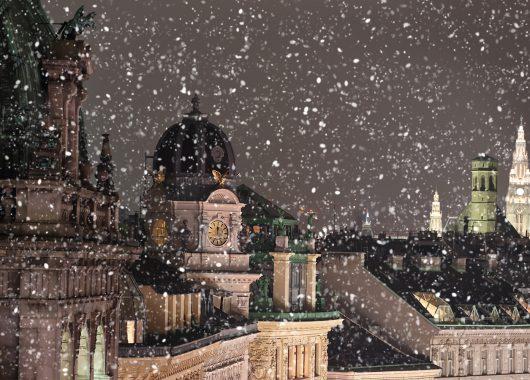 Weihnachtliches Wien: 3 Tage im 3* Hotel Schönbrunn inkl. Frühstück ab 69€ pro Person