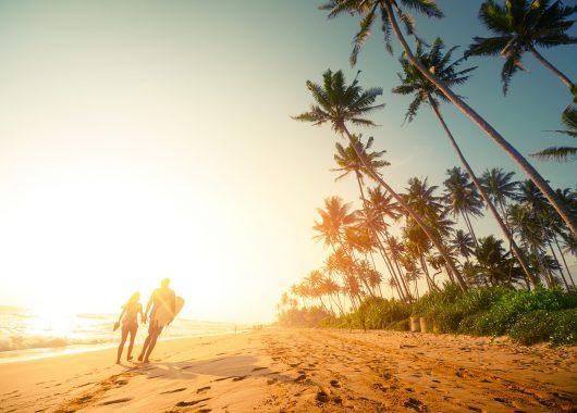 September – Oktober: 10 Tage Sri Lanka im 3* Beach Hotel inkl. Meerblick, Frühstück, Flug und Transfer ab 723€