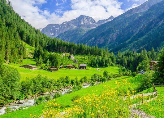 3 Tage Tirol im 4* Hotel inkl. Verwöhnpension, Wanderungen & Spa ab 169€