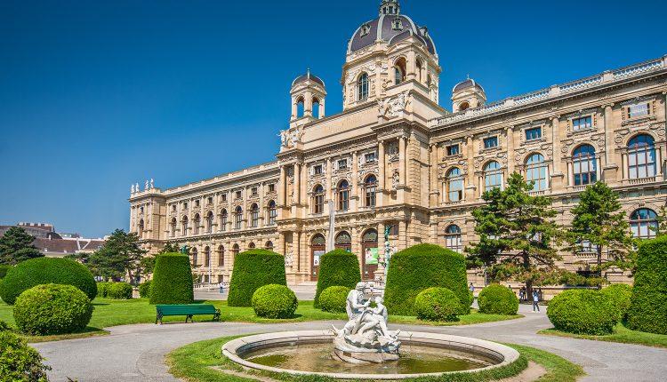 Wien: 4 Tage im 4*Hotel mit Flügen und Frühstück ab 188€