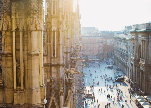 4 Tage Mailand im Sommer: 4* Hotel & Flug ab 179€