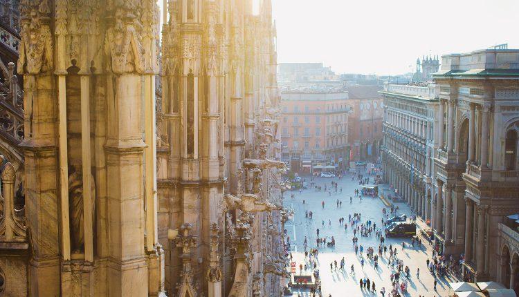 4 Tage Mailand: gutes 3* Hotel, Flug und Frühstück ab 182€