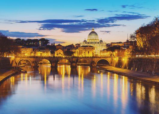 Januar: 4-tägiger Kurztrip nach Rom ins 4*Hotel inkl. Flug und Frühstück ab 168€