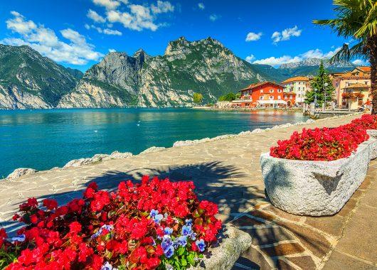 4 Tage Gardasee: 4* Jugenstil-Villa inkl. Frühstück, Dinner und Pool ab 178€ pro Person