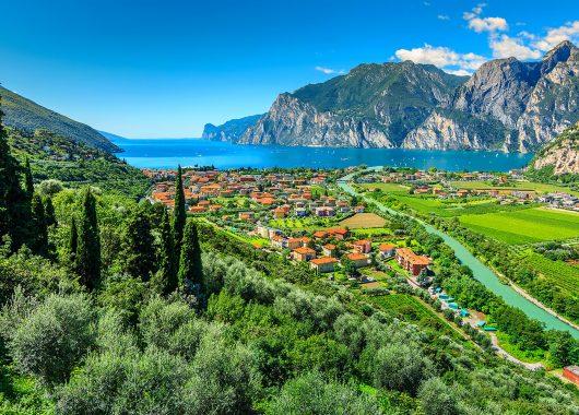 1 Woche Gardasee im Mai im klasse 4*Hotel mit Frühstück und eigner Anreise ab 210€