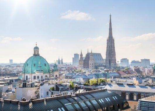 4 – 5 Tage Wien im 4* Hotel inkl. Frühstück ab 119,99€ pro Person