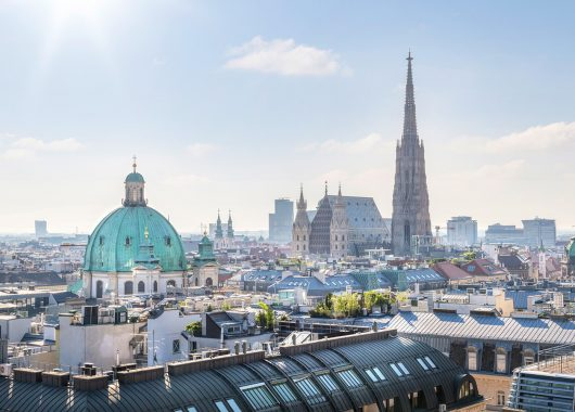 3 Tage Wien im 4* Hotel inkl. Frühstück ab 74,99€ p.P.
