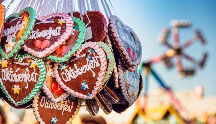 Zum Oktoberfest nach München: 2, 3 oder 4 Tage im guten 3* Hotel inkl. Frühstück, Lebkuchenherz & ÖPNV-Ticket ab 56,90€