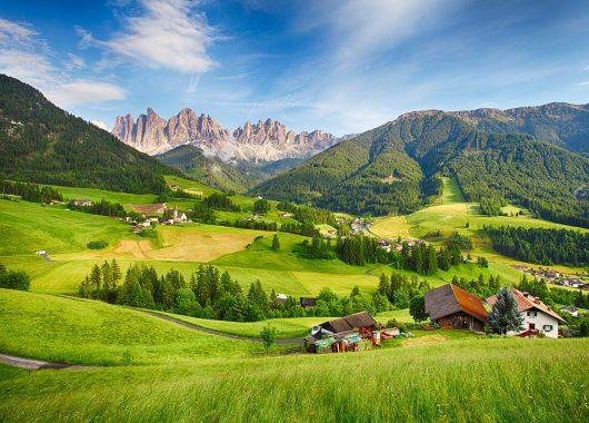 Südtirol: 3 Tage Entspannung im 4*Hotel mit Halbpension ab 109€ p.P.