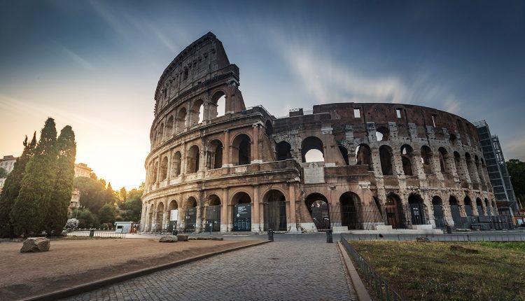 4 Tage Rom im 3* Hotel mit Frühstück und Flug ab 177€