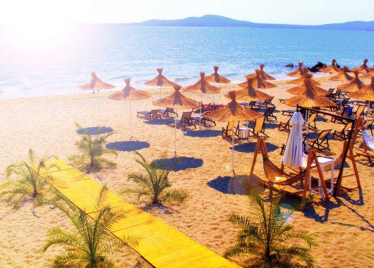 Last Minute: Eine Woche am Sonnenstrand im 4* Hotel inkl. HP, Flug, Rail&Fly und Transfer ab 237€