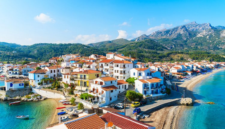 Eine Woche Samos im 4,5* Hotel inkl. HP, Flug und Transfer ab 504€