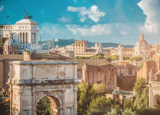 Kurztrip nach Rom: 4 Tage im guten 4* Hotel inkl. Flug und Frühstück ab 138€