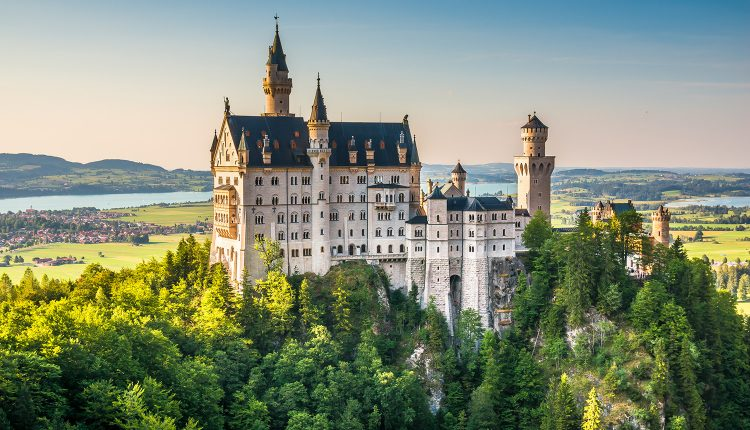 Neuschwanstein: Schlossführung inklusive 2 Übernachtungen im 4* oder 5* Hotel ab 139€ pro Person