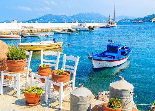Samos im Oktober: 1 Woche im 3*Hotel inkl. Flügen und Frühstück ab 340€