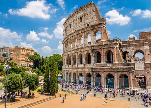 2, 3 oder 5 Nächte im zentralen 3* Hotel in Rom inkl. Frühstück ab 59,99€ p. P.