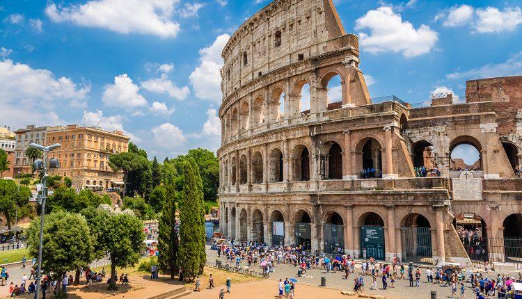 2, 3 oder 5 Nächte im zentralen 3* Hotel in Rom inkl. Frühstück ab 54,99€ p. P.