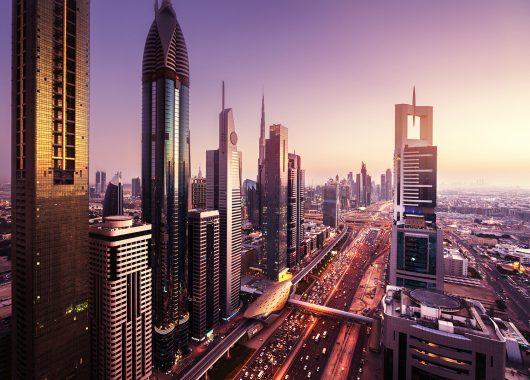 Luxus in Dubai: 1 Woche im 5* Regis Hotel inkl. Frühstück, Flug, Rail&Fly u. Transfer ab 583€