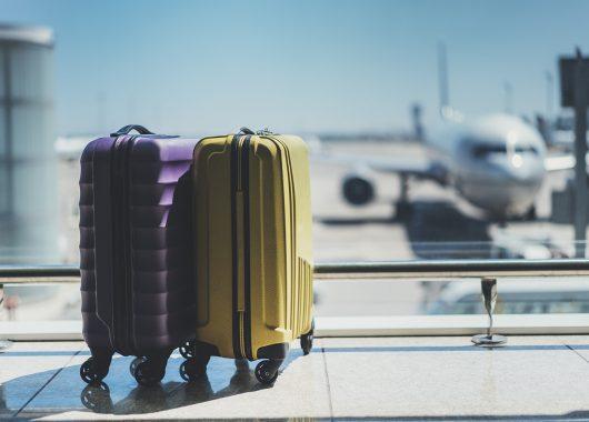 20 Prozent auf AmazonBasics Hartschalen – Koffer (verschiedene Farben)