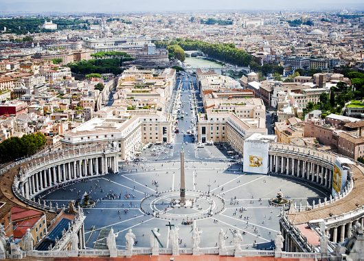 Rom: 3, 4 oder 5 Tage im sehr guten 3* Hotel inkl. Flug und Frühstück ab 149€ pro Person
