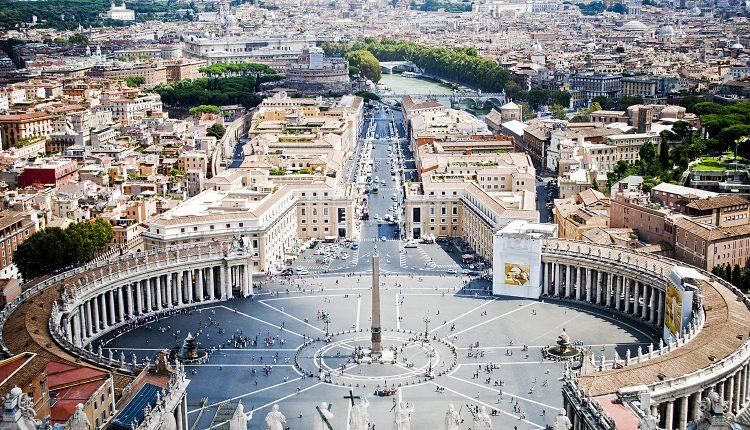 Rom: 4 Tage im 4*Hotel inkl. Frühstück und Flug ab 99€