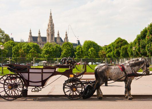 Städtetrip Wien: 4 Tage im zentralen 4*Hotel mit Flügen ab 155€ p.P.