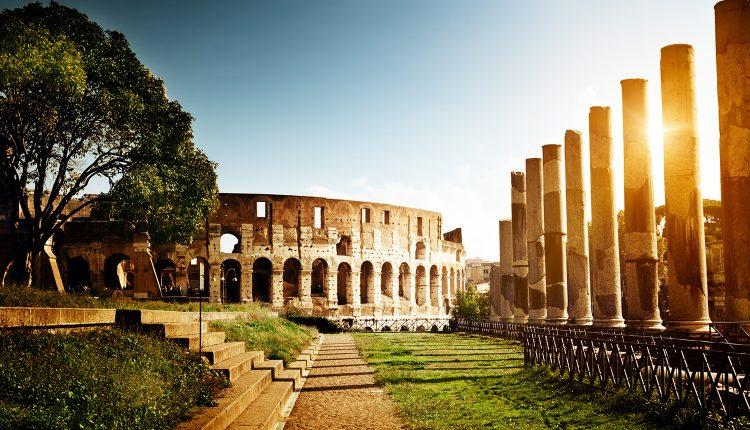Städtetrip Rom: 4 Tage im 4*Hotel inkl. Flügen und Frühstück ab 164€