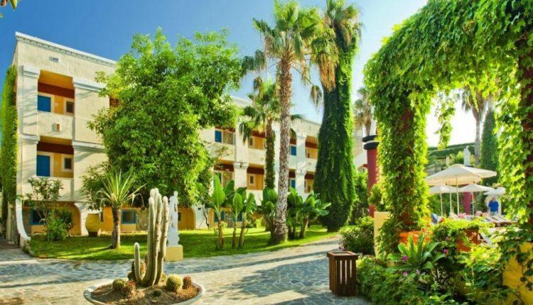 Eine Woche Kos im Mai: 4* Hotel mit All Inclusive, Flug, Rail&Fly und Transfer ab 384€
