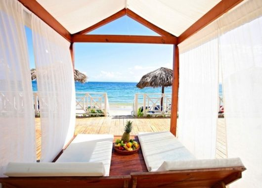 2 Wochen Dominikanische Republik im 5* Hotel mit All In, Flug, Zugticket und Transfer ab 1.064€